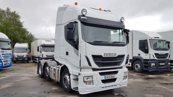 2014 Iveco Hi-Way 460bhp Active Space 6x2