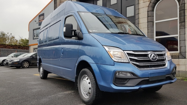 New Model Maxus V80 Van