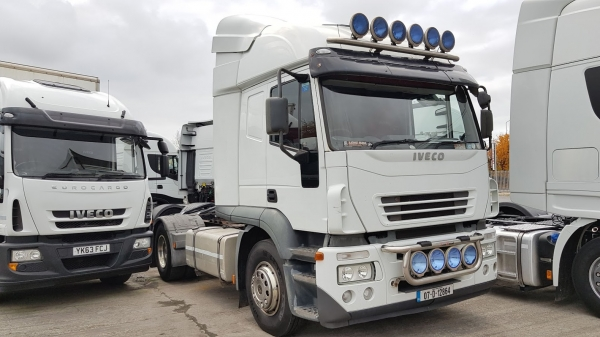 2007 Iveco Stralis Active Time 450 4x2